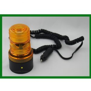 "3 LED Strobe Light 2-3/4"" Round Dome"