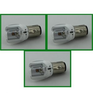 Replacement LED Light Bulbs -250 Lumens #1156