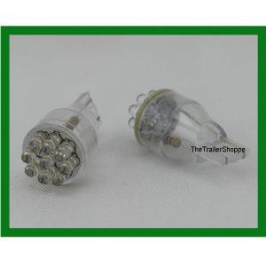 9 LED 194/ 912/ 921 Bulb - White