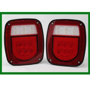 Combination 36 GLO LED Red Light