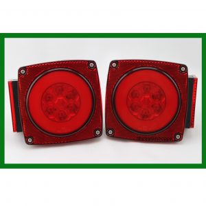 Combination 24 GLO LED Red Light