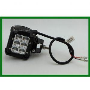 Driving Work Spot Light 6 LED -1260 Lumens