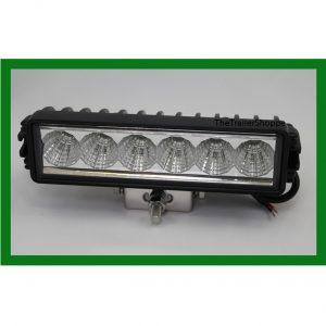 "LED Light Bar 7-7/8"" 1,750 Lumens"