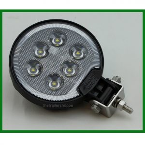 """Maxxima 4.7"""" Round Work Light  -1,200 LUMEN"""