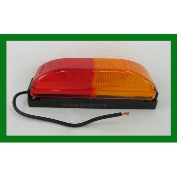 Fender Mount Red/Amber Clearance Light