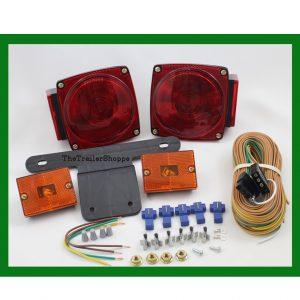 STT 440 Lights, Marker Lights, Trailer Light Kit