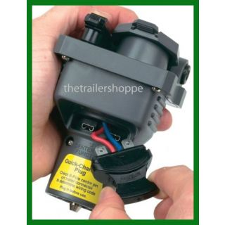 Converter Trailer Light Adapter 7 To 6 & 4 Hopkins