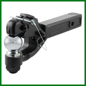 """Ball Receiver Combination Pintle Hitch 2 5/16"""""""