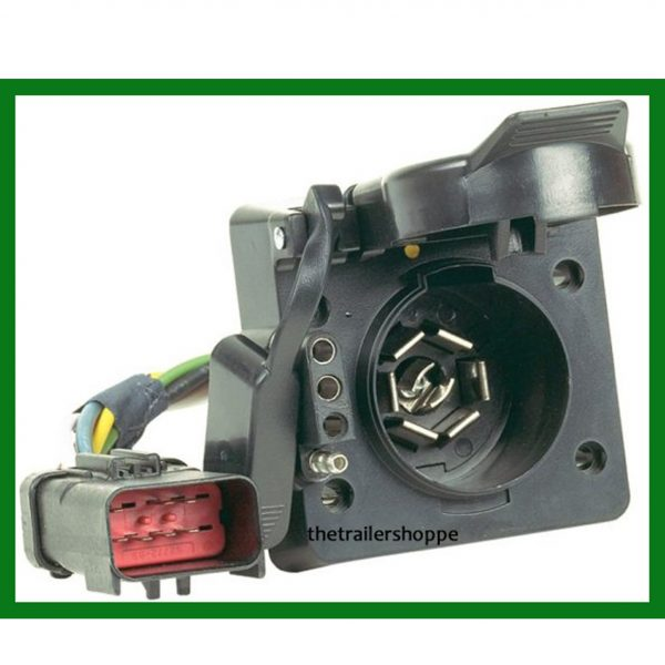 Mounting Bracket for 4-way and 6-way round sockets