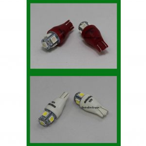 Tower Replacement LED Light Bulbs #921 & 912