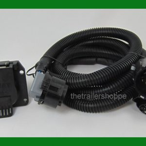 7 Way RV Plug Gooseneck Wiring Hardness Ford Chevy