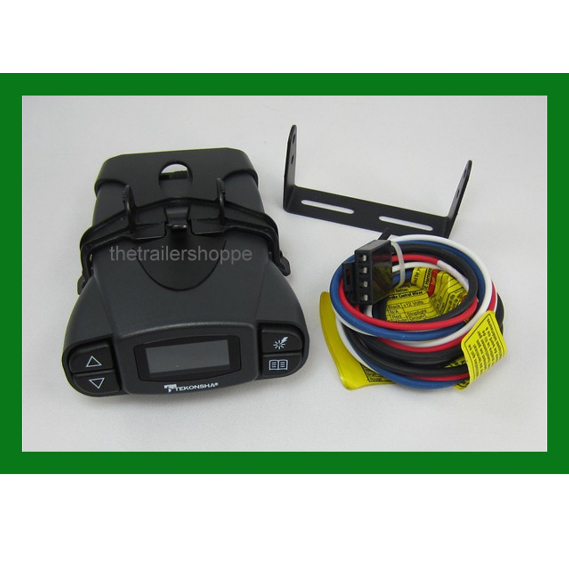 Electric Brake Controller >> Tekonsha P3 Electric Brake Controller The Trailer Shoppe