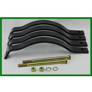 Air Tank Mounting Steel Bracket Kit