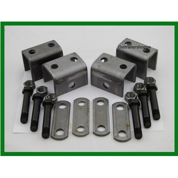 Hanger Kit for Single Axle Double Eye