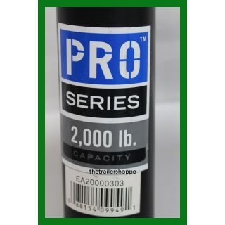 "Pro Series 2,000 Lbs Lift A-frame Jack Top Wind 14"" Lift"