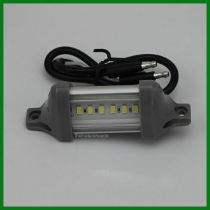 Waterproof Exterior Undercarriage Lighting 4-3/8""