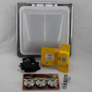 Enclosed Trailer Accessories