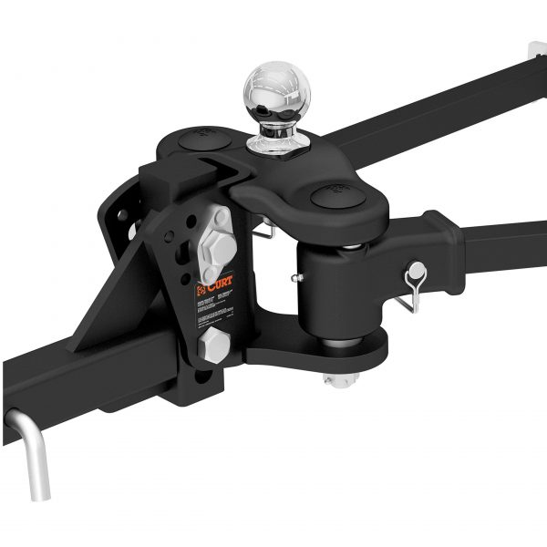 Trutrack Trunnion Bar Weight Distribution System