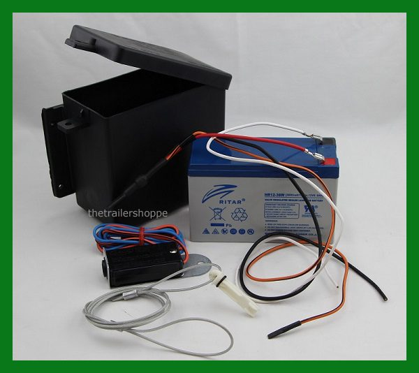 Dexter 9 Amp Breakaway Kit for use with Dexter Electric/Hydraulic Actuators
