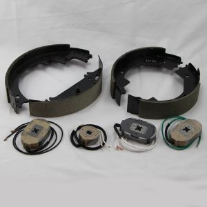 Brake Shoe and Magnets