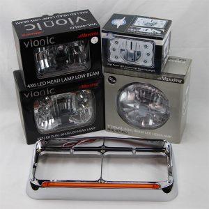 Headlights & Accesories