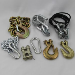 Safety Chain and Hooks