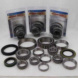 Bearings, Races, & Seals