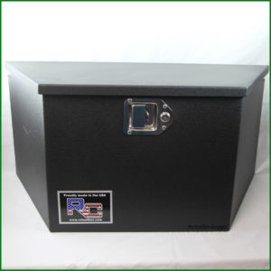 Steel Tongue Tool Box 14X14X30