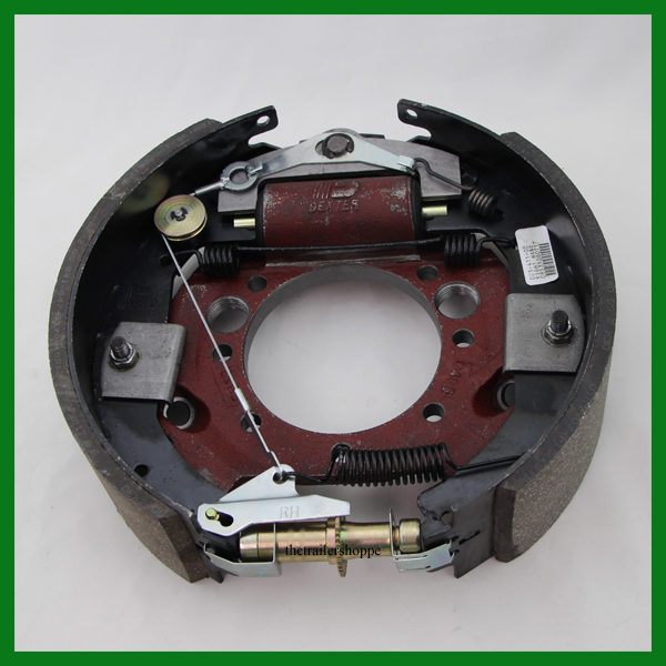 "Dexter 12 1/4 X 4""  10K HD Hyd Duo Servo Drum Brake"