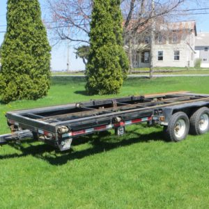 2012 CHW 20' Shed Trailer