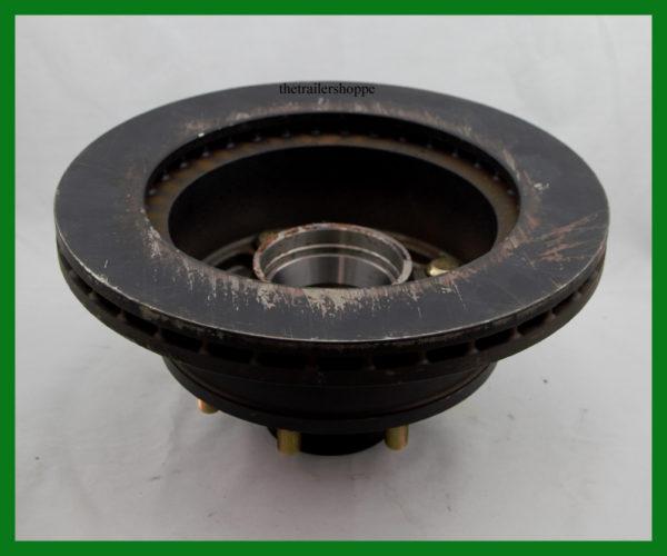 Dexter 7K Integral Rotor 8 Lug