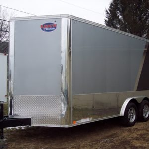 2018 UXLTV 7 X 16 United Enclosed Trailer