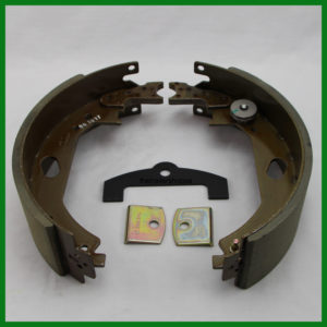 "Trailer Axle 12-1/4"" X 3-3/8"" Hydraulic Brake Shoe & Lining"