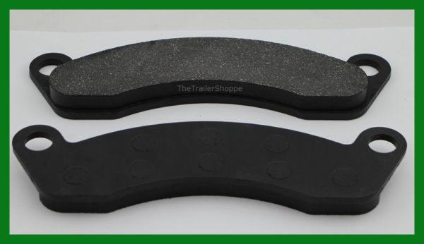 Disc Shoe/Lining 10 & 12K Dexter 1 Axle