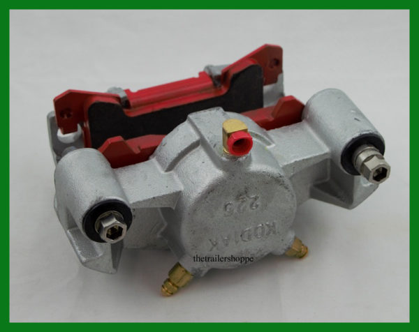 "Kodiak Disc Brake Caliper 10-12"" Loaded W/ Ceramic pads"