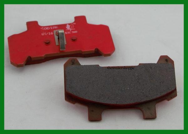 Kodiak Disc Brake Pads 3.5-6K Set of 4 Pads