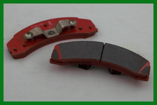 Kodiak Disc Brake Pads 7-8K Set of 4 Pads