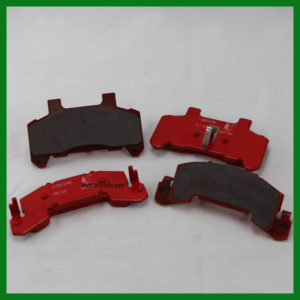 Kodiak Disc Brake Pads 7-8K Set of 4 Pads