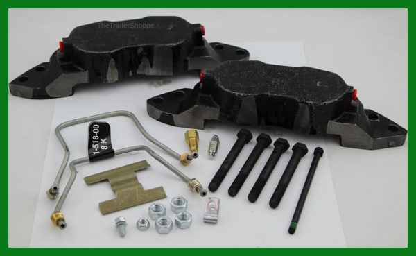 Dexter 8K Disc Brake Part Caliper Replacement Kit