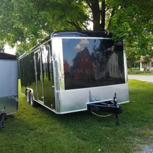 2019 ULT 8.5' X 20' United Enclosed Trailer