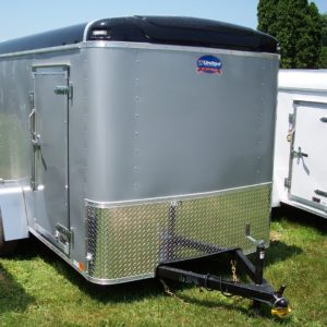 2019 ULH 6 X 10 United Enclosed Trailer