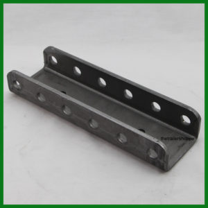 Adjustable 6 Hole Channel Bracket