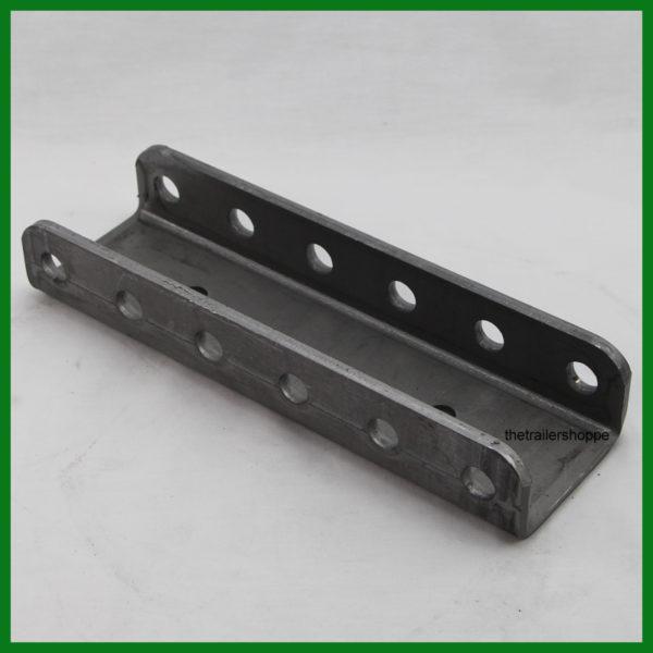 Adjustable 6 Hole Channel Bracket