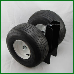"EZ Mover Dolly 15"" Wheel 2 Ply Tire"