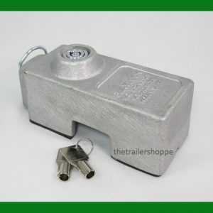 Enclosed Trailer Blaylock Bar Door Lock