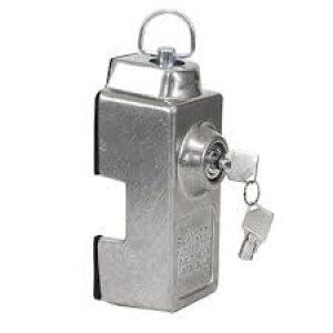 Enclosed Trailer Blaylock Bar Door Lock