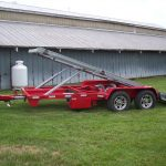 20 Ft. Shed Trailer