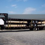 Shipping 30 Ft. flat beds via freight truck