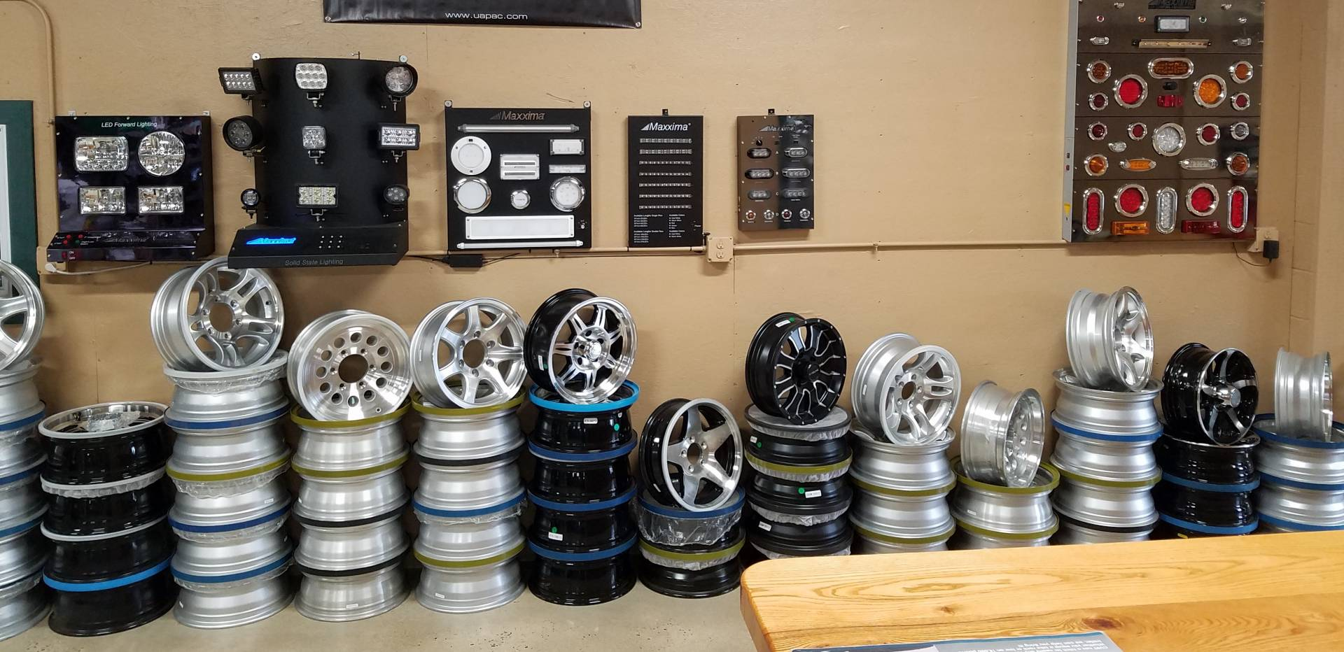 Online Source for Trailer Parts