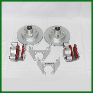 Kodiak 3.5K 5 Lug  Hub/Rotor Disc Kit for 1 Axle